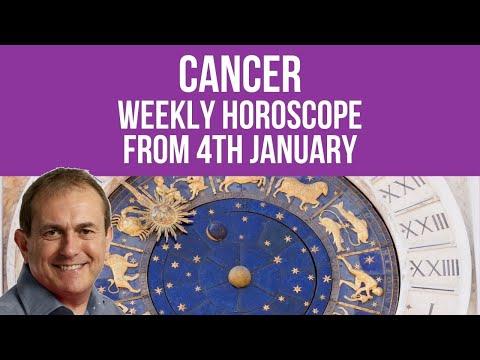 Weekly Horoscopes from 4th January 2021