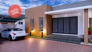 Modern Two bedroom House for Sale ll Dawhenya ll Ghc 680,000