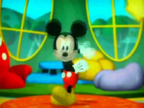 Mickey Hot Dog Dance X