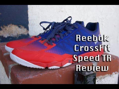 Review: Reebok CrossFit Speed TR – Best CrossFit Running Shoes