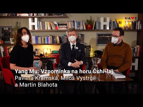 Přehrát video: Yang Mu: Vzpomínky na horu Čchi-laj