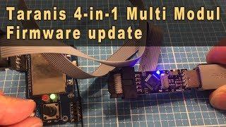 4-in-1 Multiprotokoll Modul Firmware Update - Altes Modul
