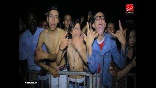 mawazine Martin Garrix   – شباب يرقصون بطريقة جنونية خلال حفل Martin Garrix بموازين