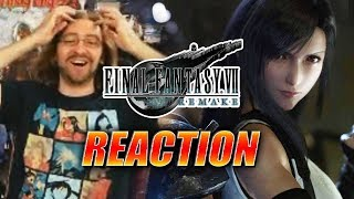 MAX REACTS: TIFA REVEALED - Final Fantasy 7 Remake E3 2019 Trailer