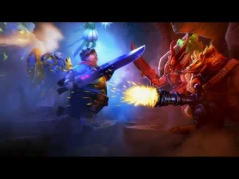 Heroes of SoulCraft - Arcade MOBA