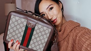 MY VERY FIRST GUCCI BAG 2019 (crossbody)