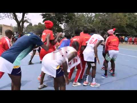 St Mary's Kitende SS owner impressed by students performance during EA school games