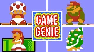 20 FUN And SILLY Cheat Codes For Super Mario Bros