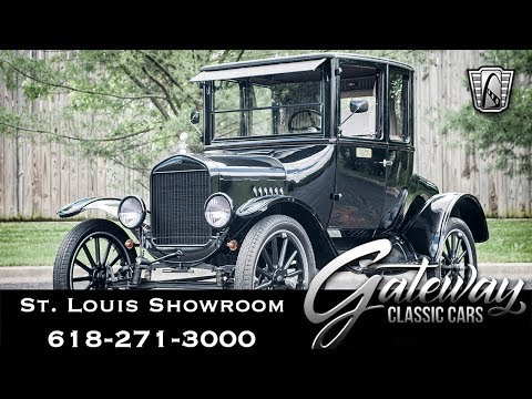 Video of Classic '25 Model T located in O'Fallon Illinois - $18,000.00 - QB96