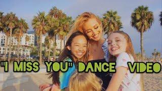 """I Miss You"" Clean Bandit ft. Julia Michaels DANCE VIDEO"
