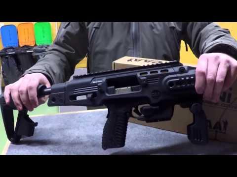 "CAA Roni For Springfield XDM 4 5"" Barrel 9mm,  40SW - 365+"