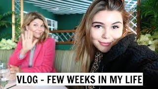 VLOG l Packing, Family Time, Organizing my Life l Olivia Jade