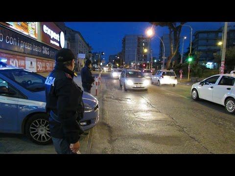 SICUREZZA, TASK FORCE DELLA POLIZIA: CITTA' BLINDATA E CONTROLLI AL CONFINE CON MELITO E MUGNANO. GUARDA IL VIDEO