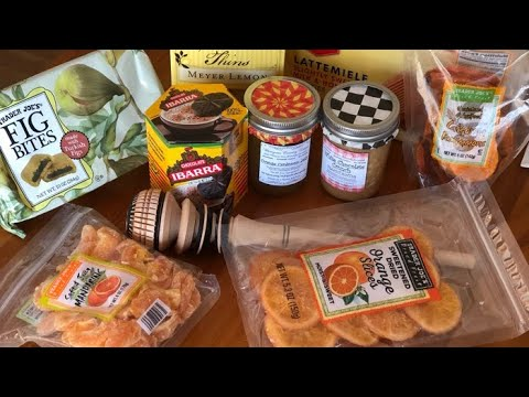 Breakfast with Trader Joe's & Other Californian Goodies