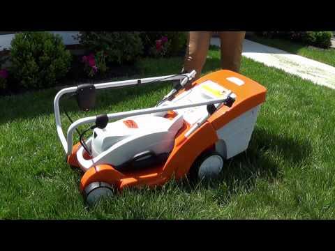 Stihl RMA 510 21 in. Push w/ Cover in Philipsburg, Montana - Video 1