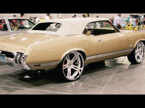 ATL 2k18  Car & Bike Show-Super Clean Whips -Old Schools And New Schools Cars