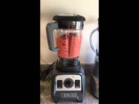 Jamba Professional Blender Quick Smoothie Review
