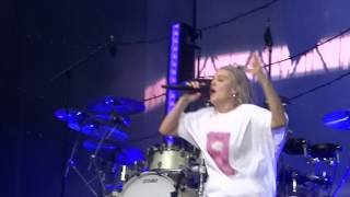 Anne Marie - Let Me Live - Divide Tour, Wembley Stadium London, June 17th 2018