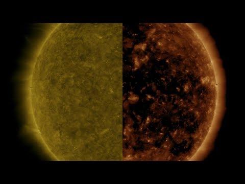 Transit of Mercury 2019 (4K UHD)
