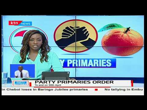 High court issues fresh orders to end ongoing primaries on 30th of April