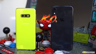Top 5 reasons the Samsung Galaxy S10e destroys the Apple iPhone XR!