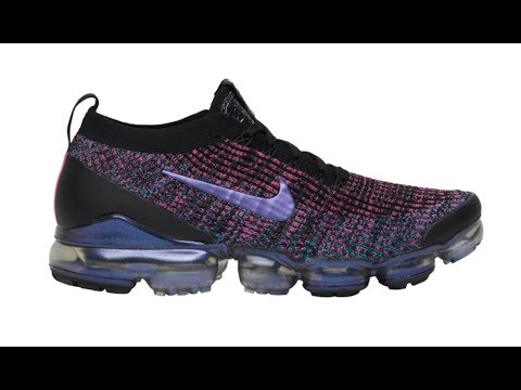NIKE AIR VAPORMAX FLYKNIT 3 (UPCOMING COLOURWAYS & RELEASE DATES)