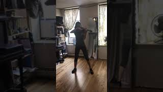 Underground   Lindsey Stirling   Violin & Choreography Cover By Catherine Wynder