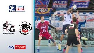 SG Flensburg-Handewitt - Die Eulen Ludwigshafen | Highlights - LIQUI MOLY Handball-Bundesliga