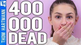 400,000 Died Because of Trump