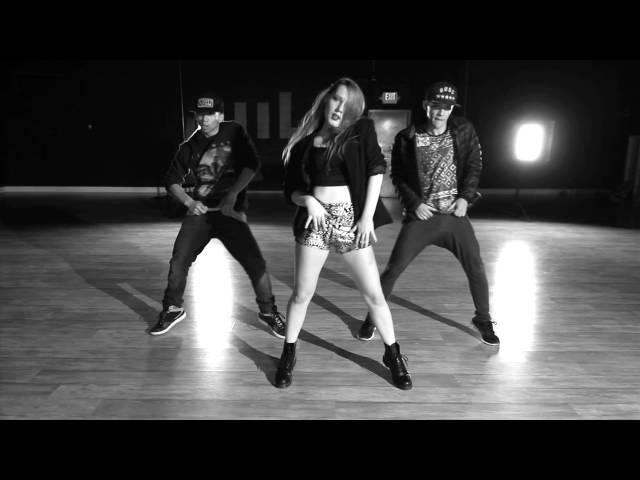Танец секси р н би