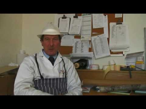 Thomson of Thornton butcher shop video