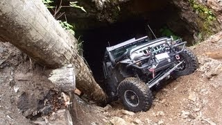 Jeep Off Road Movies - Ramp Exit (Exploring Mines)