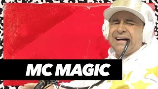 MC Magic Talks NB Ridaz Reunion, Working With CUCO, Chicano Rap + More!