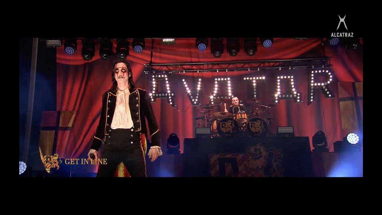AVATAR - Get in line