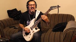 Asim's uncut and unedited audition for Wintersun's 2nd guitarist