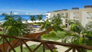 preview picture of video 'AFFORDABLE BEACH CONDOS, SAN CRISANTO, YUCATAN, MEXICO'