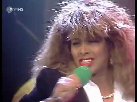 Tina Turner   The Best 1989 Peter's Pop Show