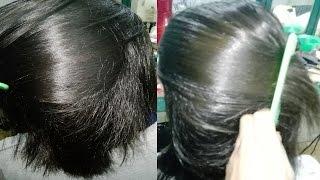 إليك ما قامت به هذه السيدة ليصبح شعرها كثيف في أقل من ايام؟|لن تصدقي صحة شعرك من أول استعمال!