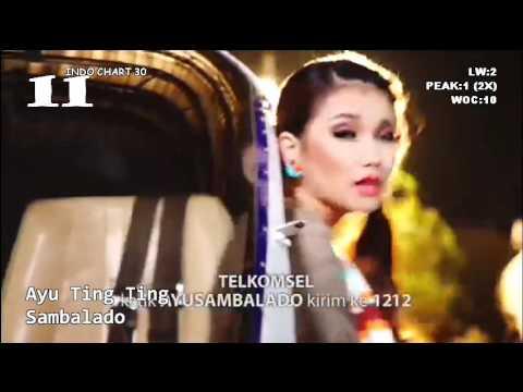 Chart Lagu Indonesia - INDO CHART 30  (4 -10 Januari 2016)
