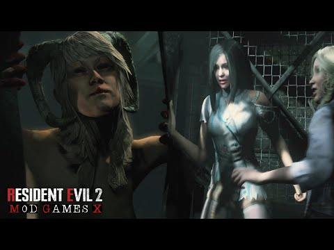 Resident Evil 2 RE Mods - Claire ICE