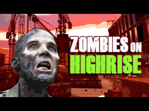 Modern Warfare 2 Zombies: Highrise (Call of Duty W@W Zombies