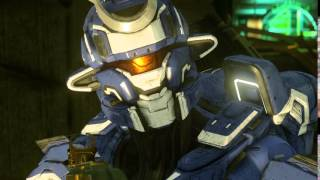 Halo 5: Guardians - Battle of Shadow and Light - Shinobi