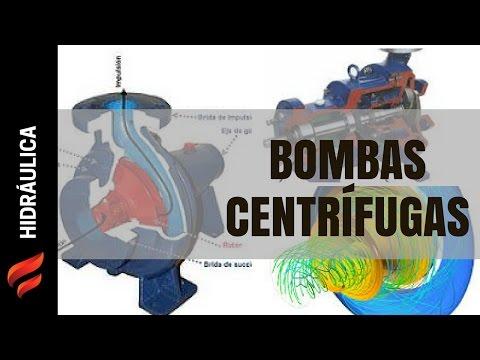Bombas centrífugas, introducción.