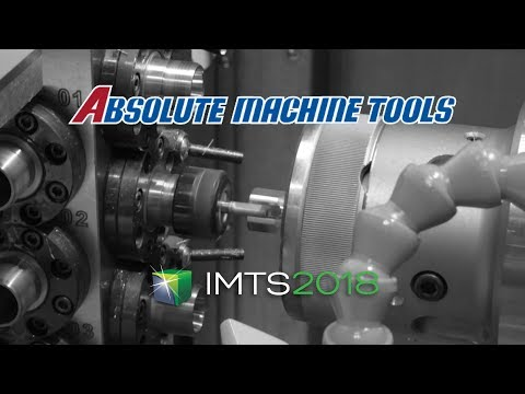 Absolute Machine Tools at IMTS 2018