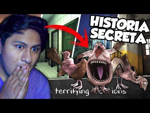LA HISTORIA SECRETA DE LOS POLLOS DE EVIL NUN 2