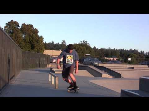 Scott's Valley Skatepark - Cameron Hart
