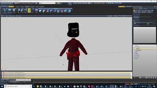 Zmodeler3   Ped Moficiation Tutorial   How To Convert Ped Parts To Eup