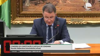 CONSTITUIÇÃO E JUSTIÇA E DE CIDADANIA - Discussão e Votação de Propostas - 17/06/2021 10:00