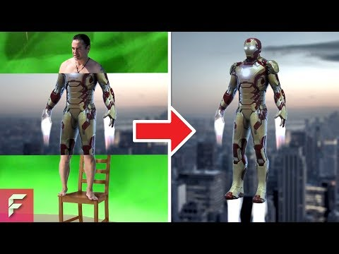 What Movies Really Look Like Before & After Special Effects (VFX)