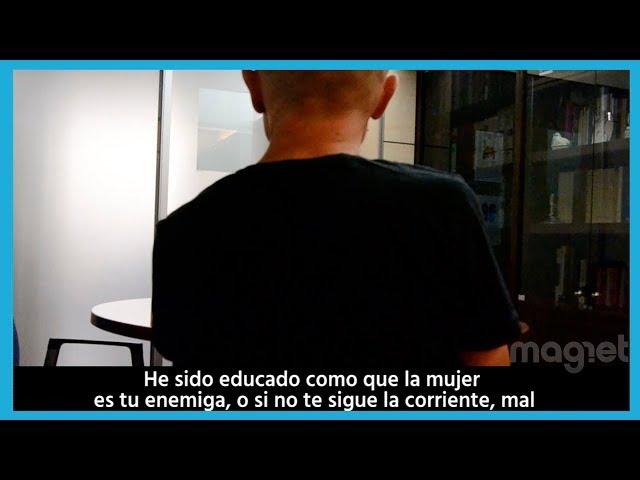Entrevista a un maltratador rehabilitado